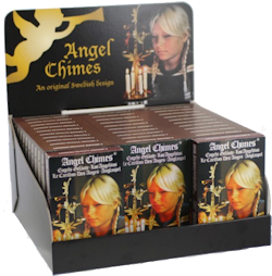 Classic Angel Chime - Brass